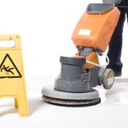 Avoid industrial slip and fall accidents