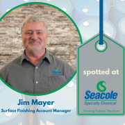 Meet Surface Finishing Account Manager Jim Mayer