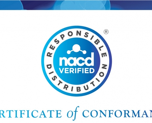 Certificate Of Conformance_NACD_Seacole_Plymouth Minnesota
