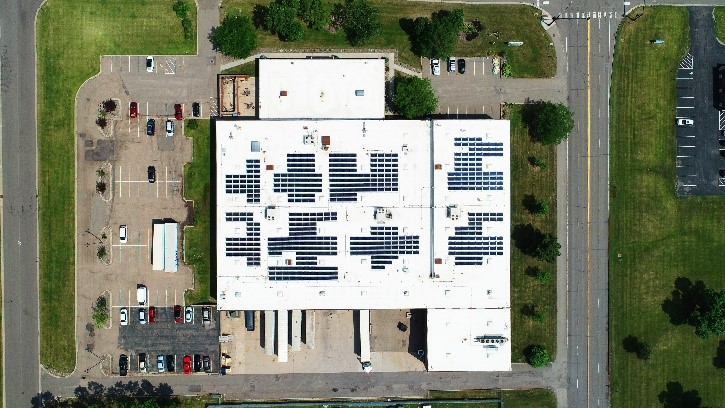 Seacole solar array_Plymouth MN