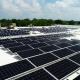 solar panels on Seacole roof_Plymouth Minnesota